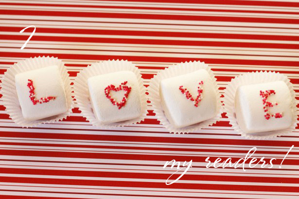The celebration shoppe valentine marshmallows 1377 wt
