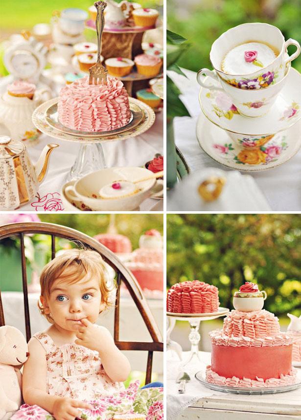 Madish tea party from sweetapolita