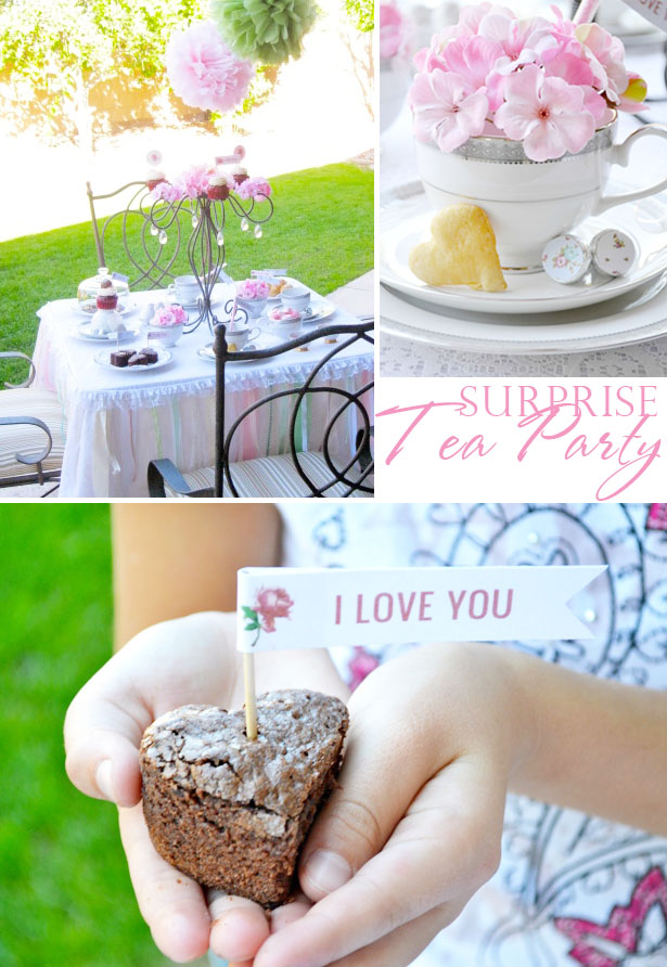Surprise birthday tea party1