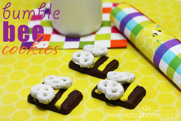 The celebration shoppe bumble bee cookies 0945 wtwl