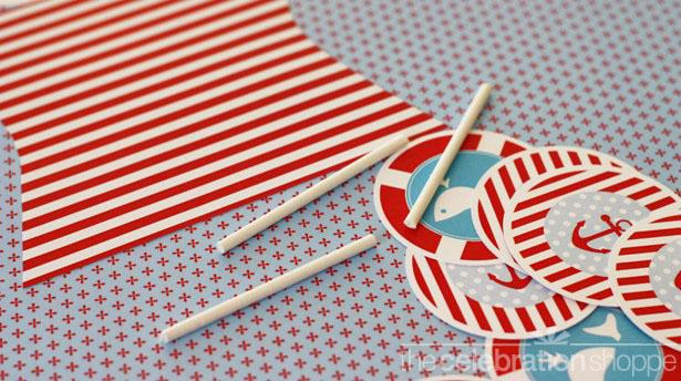 The celebration shoppe diy little sailor cake 2617b wl