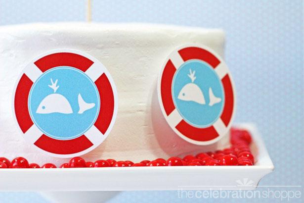 The celebration shoppe diy little sailor cake 2648 wl