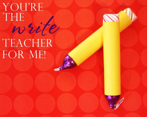 The celebration shoppe diy pencil valentines 4 wt