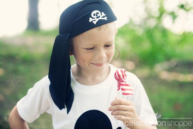 The celebration shoppe diy pirate skull cap suckers 3 wl