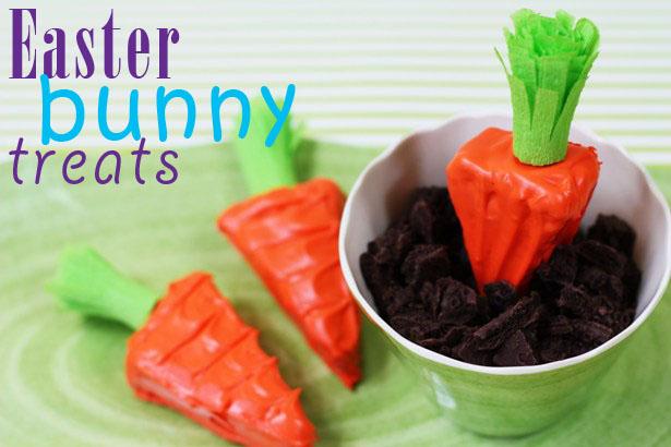 The celebration shoppe easter carrot krispie treats 2432 wt2
