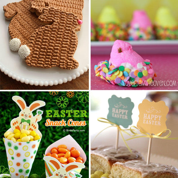 Easter idea blog hop kim