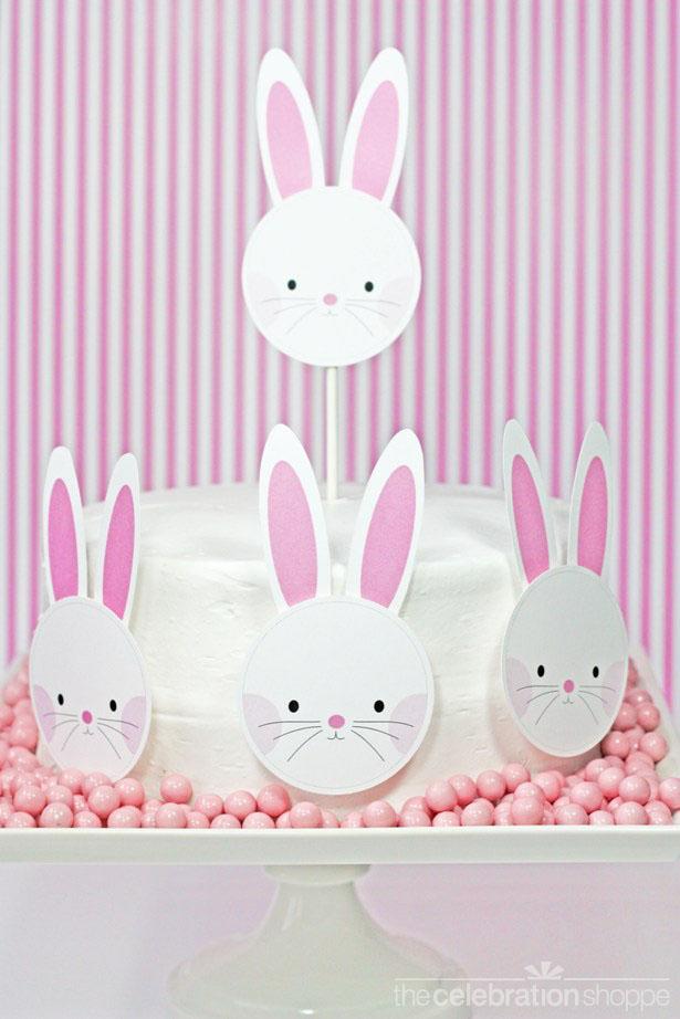 The celebration shoppe easter bunny cake 2905 wl