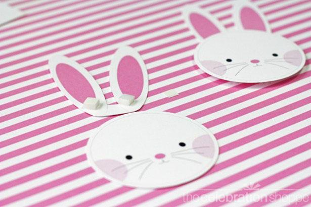 The celebration shoppe easter bunny cake 2974 wl