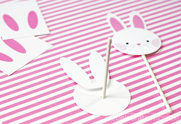The celebration shoppe easter bunny cake 2989 wl