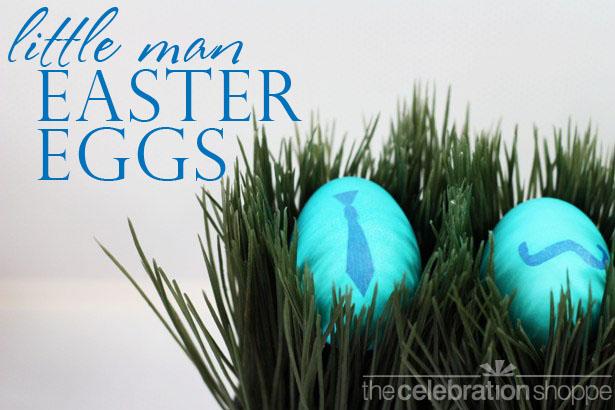 The celebration shoppe little man easter eggs wtwl