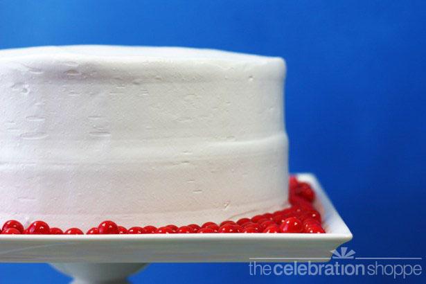 The celebration shoppe robot cake 2580 wl