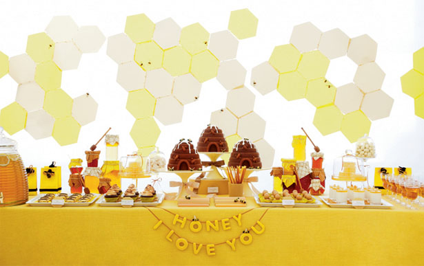 Amy atlas sweet designs book honey i love you table