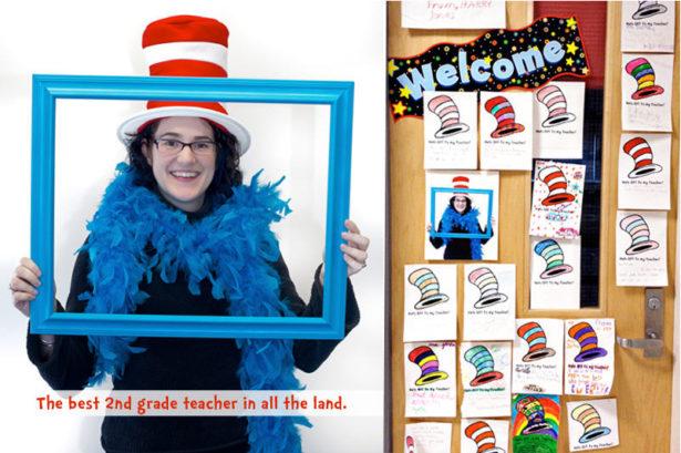 Scrapaholics dr seuss teacher appreciation week party