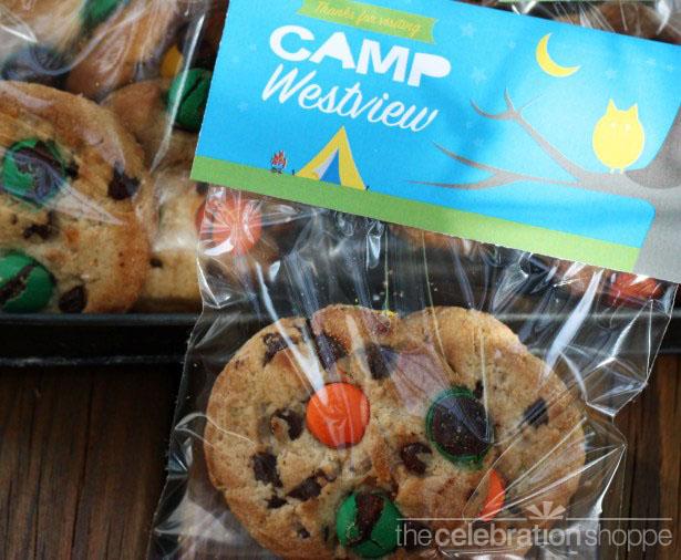 The celebration shoppe campout party 5369 wl