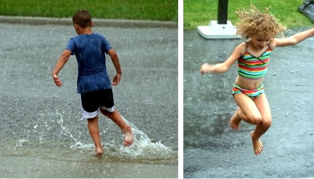 Summer fun in the rain 0001