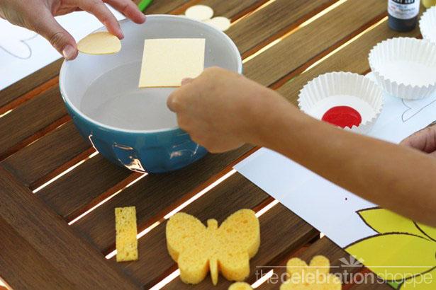 4 the celebration shoppe kiwi crate 5882 wl