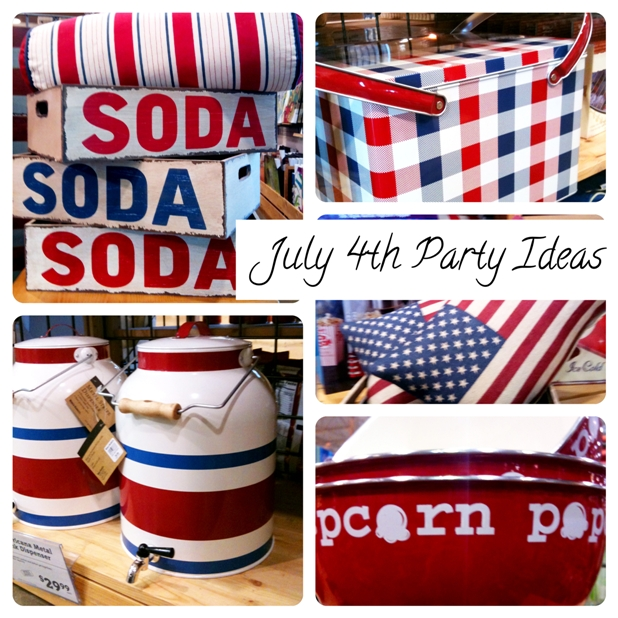 July 4th party ideas 2