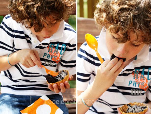 The celebration shoppe dairy free oreo pudding wl
