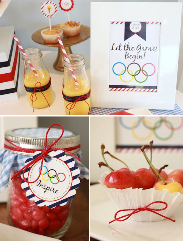 Mirabelle creations free olympic party printables 2