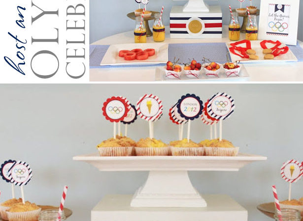 Mirabelle creations free olympic party printables