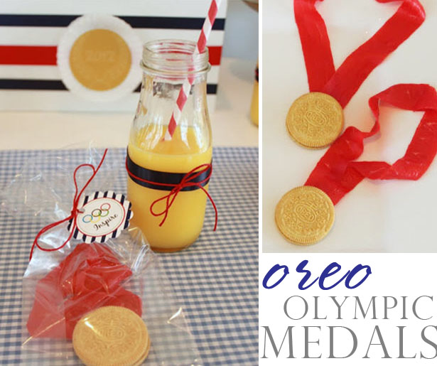 Mirabelle creations olympic oreo medals