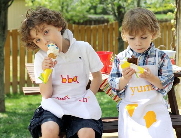 The celebration shoppe bbq kids