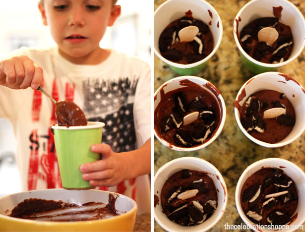 The celebration shoppe cooking with kids