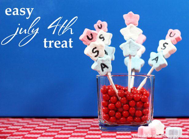 The celebration shoppe star marshmallows 6242 wl