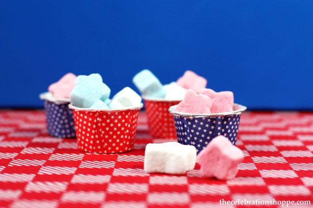 The celebration shoppe star marshmallows 6248 wl
