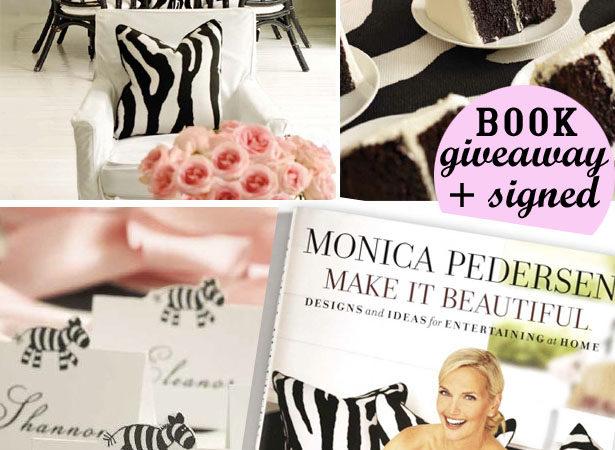 Monica pedersen book giveaway