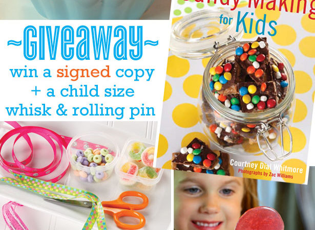 New book candy making with kids by courtney whitmore 2