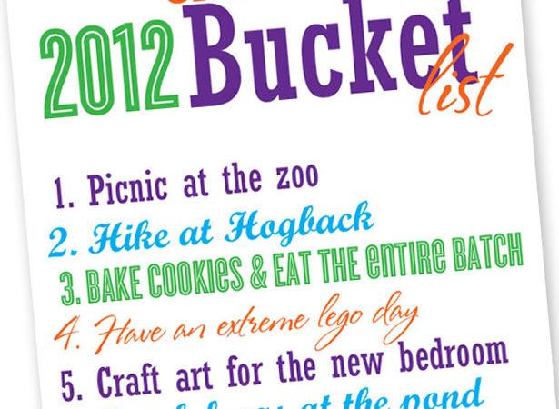 Tcs end of summer bucket list n
