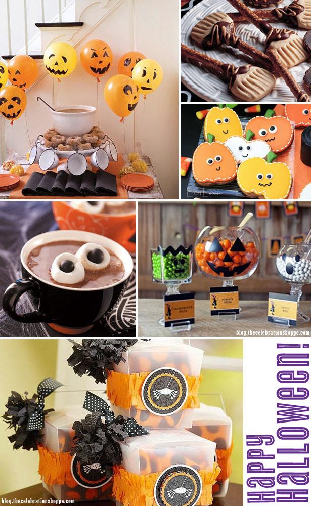 Ideas for hosting a spooky Halloween bash   Kim Byers