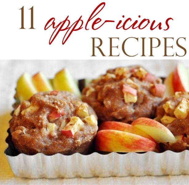 11 applicious recipes