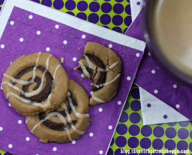 The celebration shoppe cinnamon roll cookies 7926 wl1