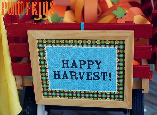 The celebration shoppe diy paper pumpkins craft