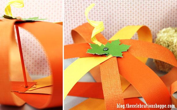 Fun pumpkin kid craft | Kim Byers