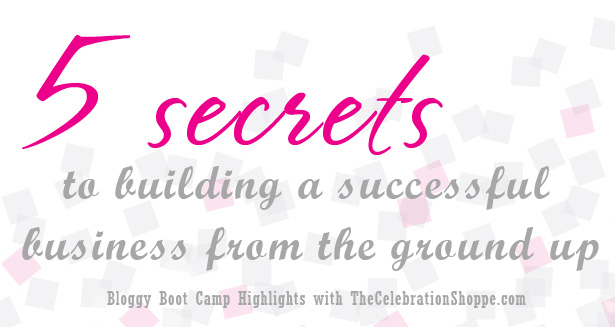 5 secrets to building a successful business1