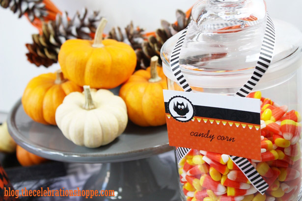 Candy Corn Party Collection | Kim Byers