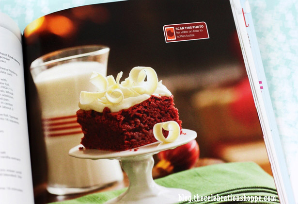 My recipes cookbook cake