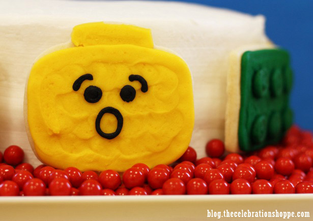 The celebration shoppe lego cookies 8680wwl