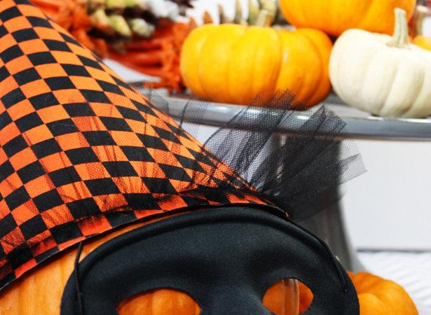 The celebration shoppe masquerading pumpkins 2