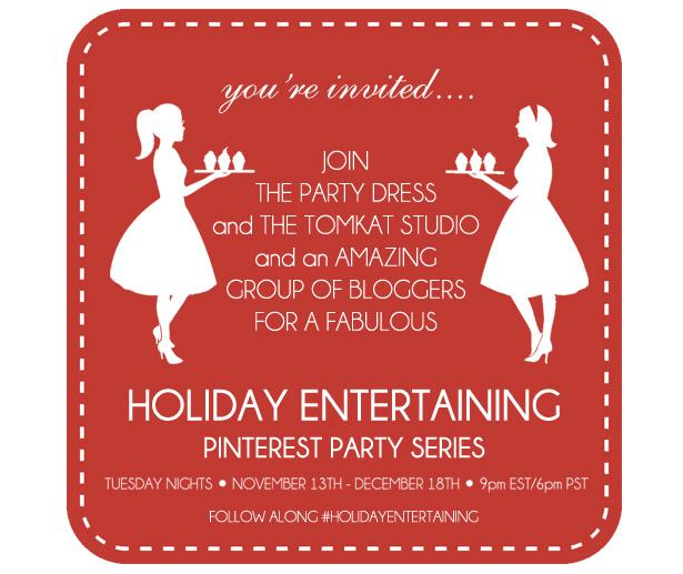Pinterest holiday entertaining series lg
