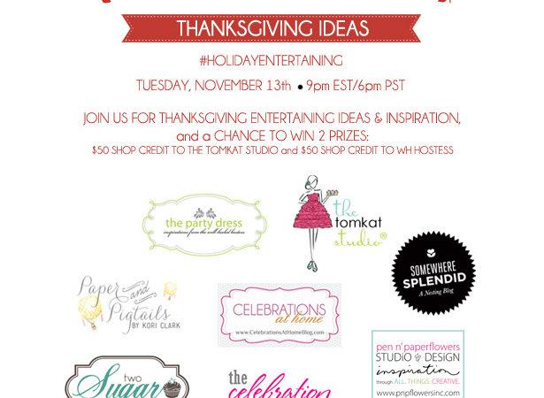 Pinterest party thanksgiving entertaining ideas lg