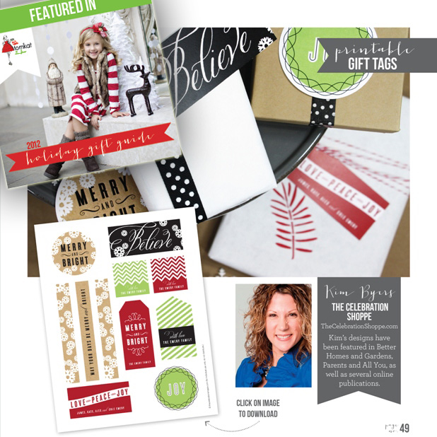 The celebration shoppe featured in 2012 gift guide wb