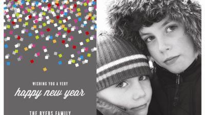 New year 2013 confetti byers sm