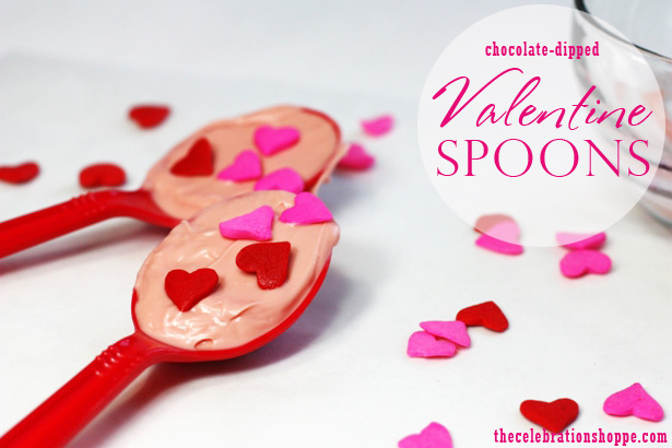 Chocolate dipped valentine spoons 0315b