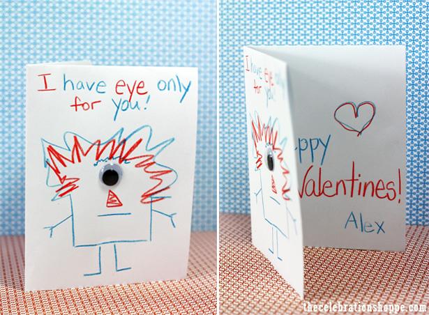 Kid Valentine Ideas