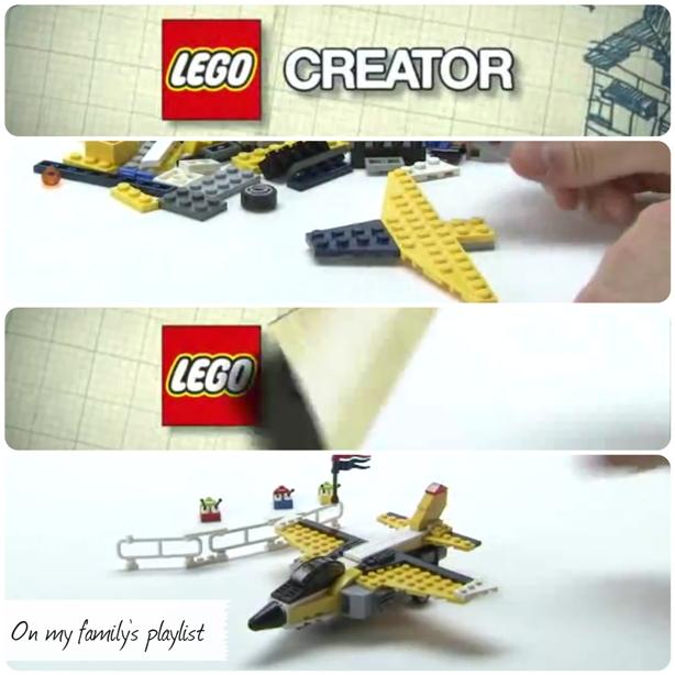 Lego creator collage 615