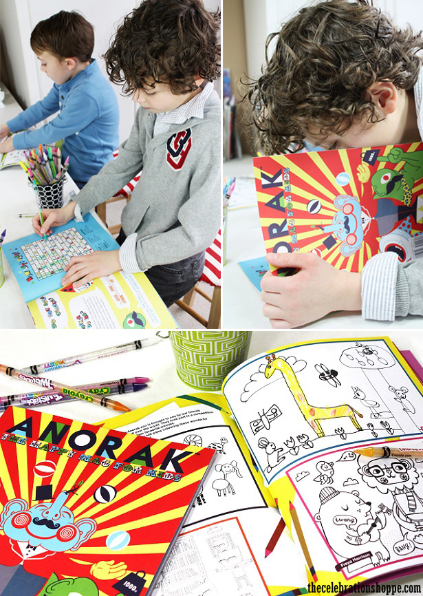 Anorak Magazine Kids